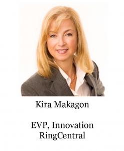 Kira Makagon widget