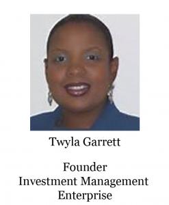 Twyla Garrett widget
