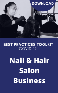 Nail and Hair Salon COVID-19Toolkit