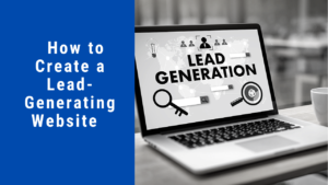 How to create a lead-generating website