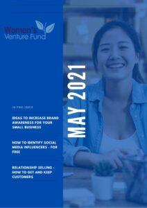 Newsletter Women's Venture Fund May 2021